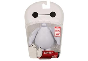 Big Hero 6 - Action Figures
