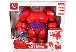 Big Hero 6 - Flame Blast Flying Baymax
