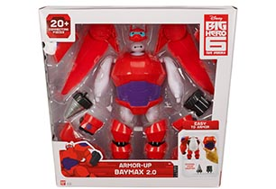 Big Hero 6 - Armor-Up Baymax