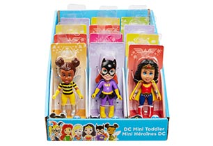 DC Mini Toddler Dolls
