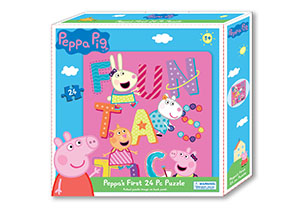 Peppa Pig Tuck Box Puzzle