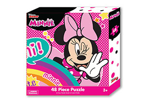 Minnie Tuck Box Puzzle