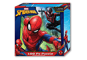 Spiderman Tuck Box Puzzle