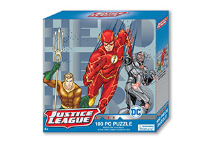 DC Boys Tuck Box Puzzle