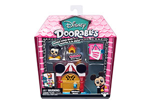 Disney Doorables Mini Display Set