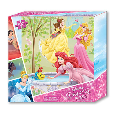 Disney Princess Tuck Box Puzzle