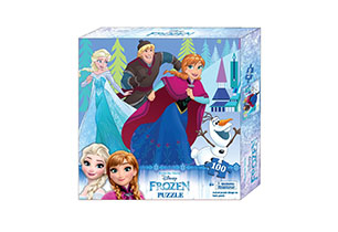 Disney Frozen Tuck Box Puzzle