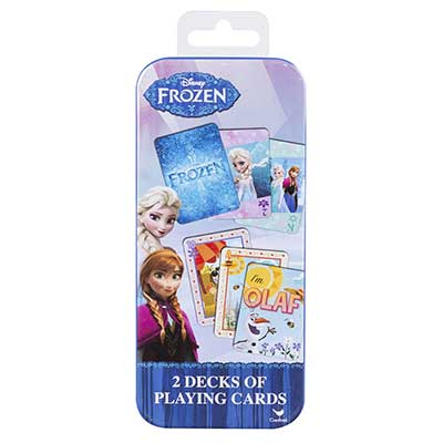 Disney Frozen 2 Decks of Playing Cards