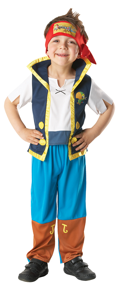 Disney Jake and the Neverland Pirates Costume