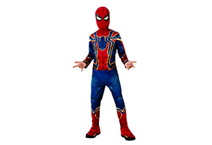 Spiderman Infinity Wars Costume