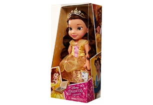Belle Toddler Doll Wlens Eye