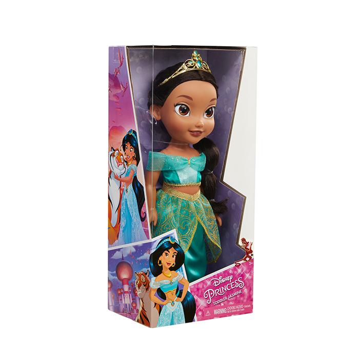 Jasmine Toddler Doll With Lens Eye | Disney Princess ...