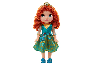 Merida Toddler Doll With Lens Eye