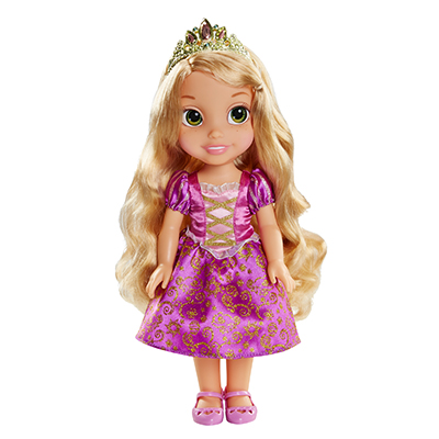 Rapunzel Toddler Doll Wlens Eye