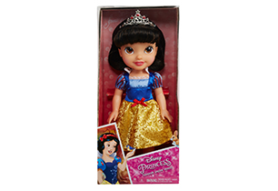 Snow White Toddler Doll Wlens Eye