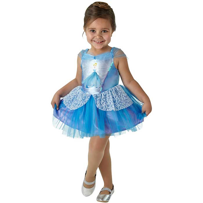 Disney Store Cinderella Light Up Costume Fancy Dress: Cinderella Ballerina Costume