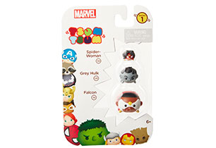 Tsum Tsum Marvel 3 Pack Figures