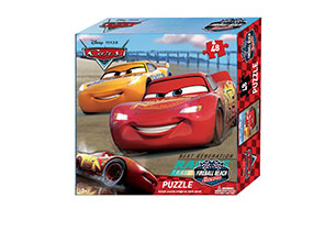 Disney Cars Tuck Box Puzzle
