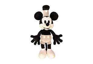 50cm Steamboat Willie Mickey Plush