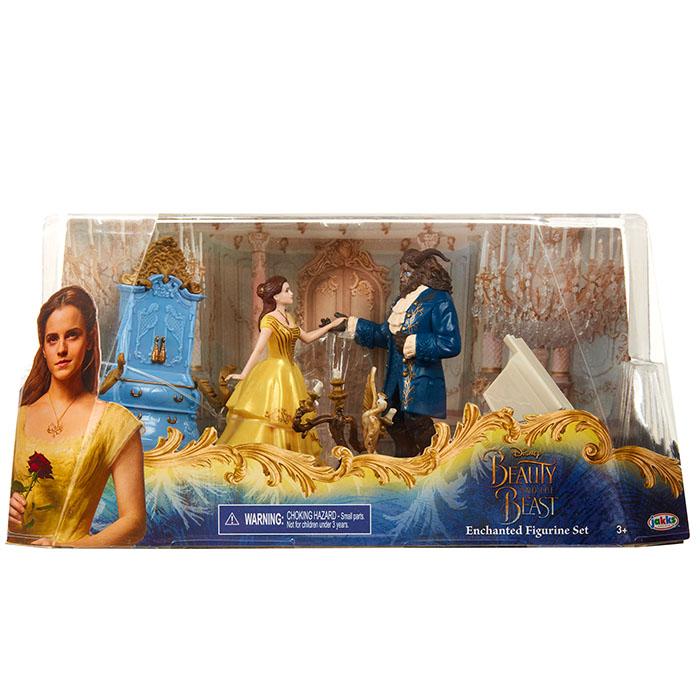 Beauty The Beast Enchanted Figurine Set
