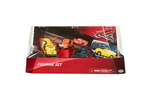 Disney Cars 3 Figurine Set