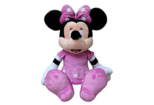 127cm Minnie Plush