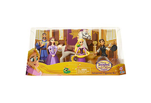 Tangled Adventure Figurine Set