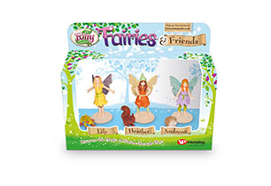 My Fairy Garden – Fairies & Friends