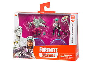 Fortnite Battle Royale 5cm Duo Pack