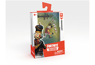 Fortnite Battle Royale 5cm Solo Pack - Wave 2