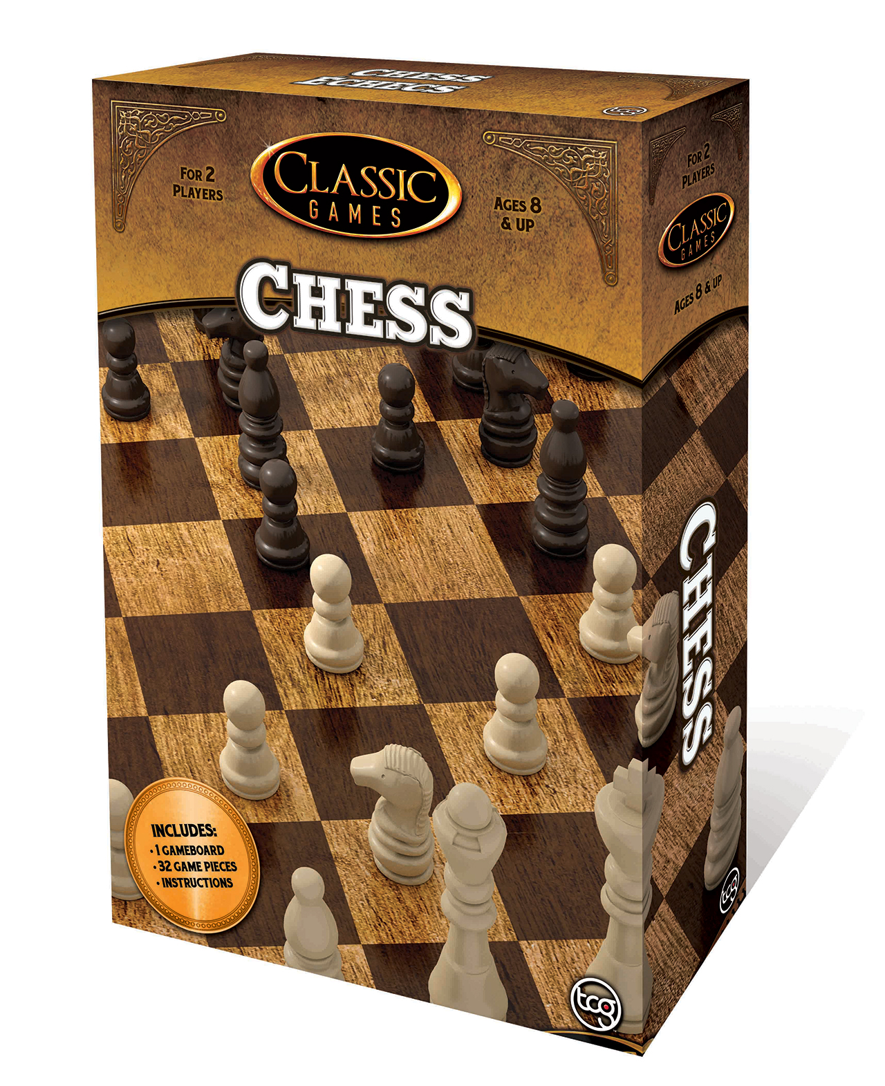 Chess Board Game Games Prima Toys
