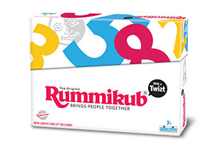 Rummikub With A Twist