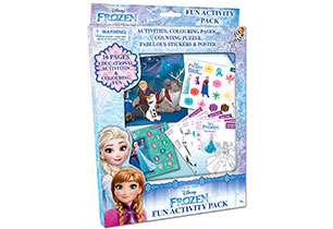 Frozen Activity Packs