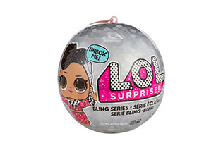 L.O.L Surprise Doll Bling Series