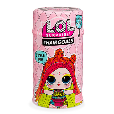 L.O.L Surprise Makeover Series #Hairgoals