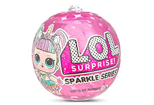 L.O.L Surprise Sparkle Series