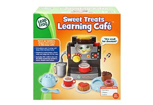 LeapFrog Sweet Treats Learning Cafe