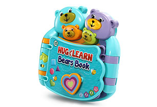 LeapFrog Hug & Learn Bears Book