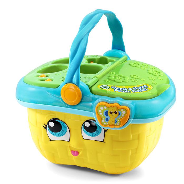 Leapfrog Shapes Sharing Picnic Basket Leapfrog Prima Toys