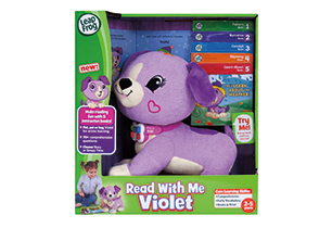 LeapFrog Read With Me - Violet