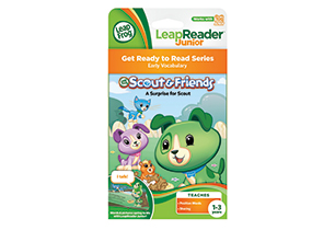 LeapReader Junior - Scout & Friends