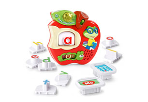 LeapFrog Tad's Fridge Phonics Apple