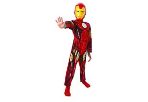 Iron Man Action Suit In Blister With Mask
