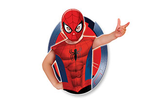 Marvel Partytime Costumes