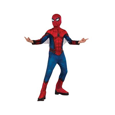 Spiderman Classic Costume