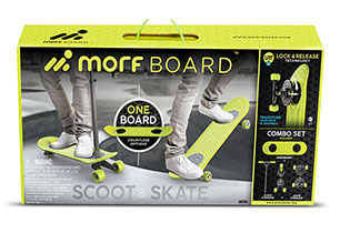 Morfboard - Skate/Scoot Board