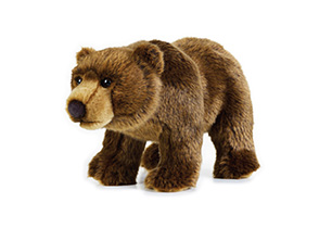 National Geographic Plush - Grizzly Bear