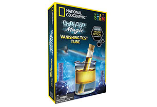 National Geographic - Vanishing Test Tube