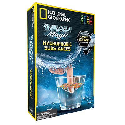 National Geographic - Hydrophobic Substances