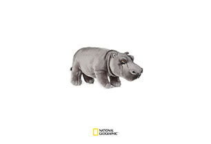 National Geographic Plush - Hippo